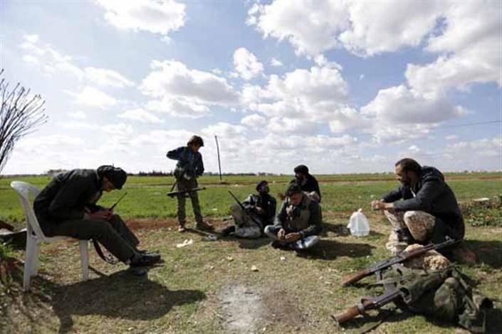 واشنگتن اطلاعات گروههای مسلح سوری را در اختیار مسکو قرار داد