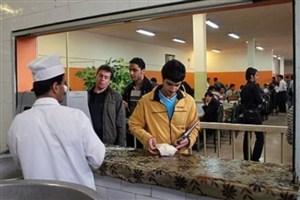 ارائه وعده صبحانه در سلف آزاد به دانشجویان دانشگاه شهید باهنر