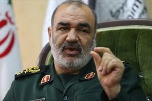 جانشین فرمانده کل سپاه: راه سعادت ملت ایران از مسیر جهاد و شهادت عبور میکند