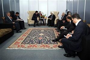 روحانی :  اتحاد کشورهای مستقل برای دستیابی به اهداف مشترک ضروری است