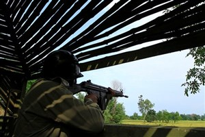 حمله به مقر فرماندهی ارتش هند در کشمیر ۹ کشته بر جا گذاشت