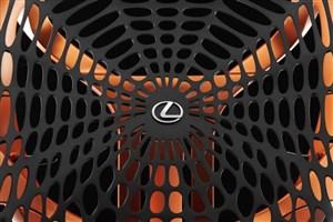 صندلی متحرک، ایده جدید لکسوس برای صندلی خودرو