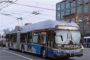 افزایش اتوبوسهای برقی پایتخت