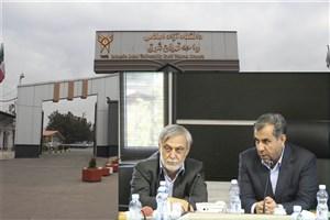 نشست مشترک روسای دانشگاه ها و مراکز آموزش عالی با فرماندار ویژه شهرری