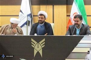 حجت الاسلام نمازی: ایجاد بستر مناسب برای مشق سیاست ورزی دانشجویان در راس برنامه های حمایتی اداره کل تشکلهاست