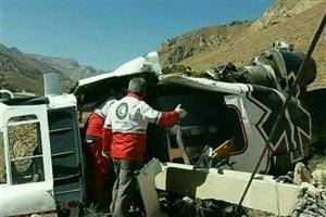 پیام تسلیت معاون درمان وزارت بهداشت در پی سقوط بالگرد اورژانس/حال 3 سرنشین دیگر مساعد است