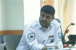 سقوط بالگرد اورژانس در مازندران/تکنسین اورژانس طی این حادثه به شهادت رسید