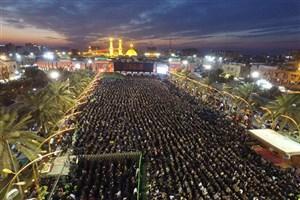 ۳۰ هزار زائر ایرانی تاسوعا و عاشورا در عراق بودند