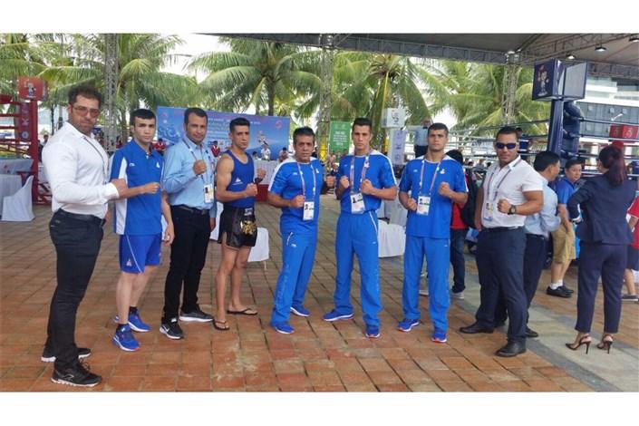 پنجمین دوره بازی های ساحلی آسیایی