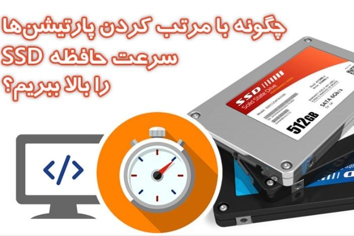 سرعت حافظه SSD