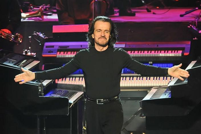 یانی آهنگساز یونانی در ترکیه کنسرت میگذارد