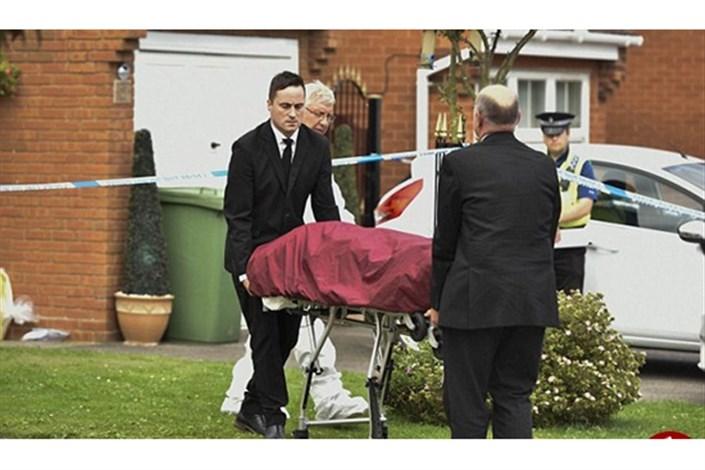 خودکشی شوهر روانی پس از قتل وحشیانه همسر
