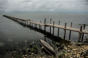 وضعیت خلیج گرگان بحرانی است/ لایروبی ممکن است خلیج را به طور کامل خشک کند