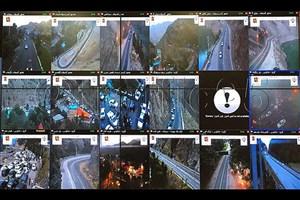 مناطق 3 و 4 بیشترین ترافیک/ ترافیک نیمه سنگین در 5 بزرگراه اصلی پایتخت
