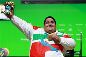کمیته بین المللی پارالمپیک: سیامند، ببر سیبری را بالا برد