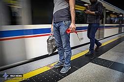 آغاز سال جدید تحصیلی در مترو