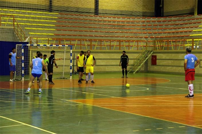 مسابقات ورزشی بسیج کارکنان همدان
