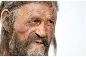مرد یخی 5300 ساله به حرف آمد!/تصاویر