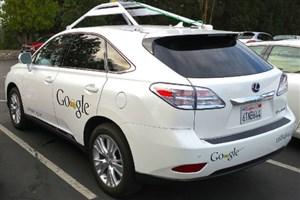 اولین تصادف شدید ماشین خودران گوگل / عکس