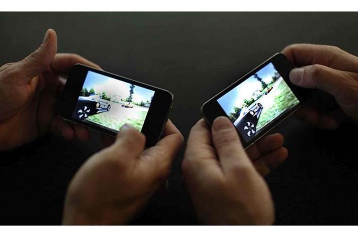 بازی گوشی های همراه