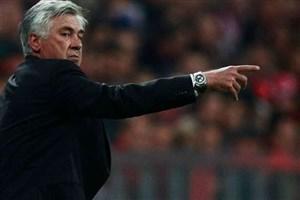 آنچلوتی پیشنهاد سرمربیگری تیم ملی ایتالیا را رد کرد