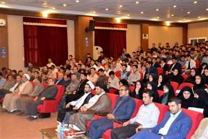 اختتامیه اردوهای جهادی بسیج دانشجویی دانشگاه آزاد اسلامی استان آذربایجان غربی