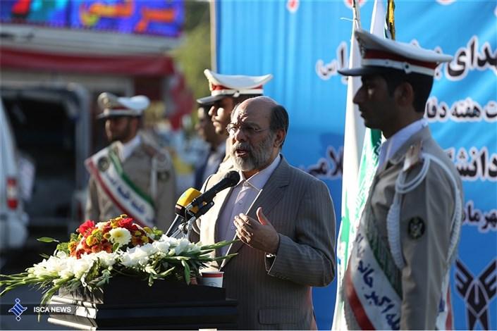 رییس دانشگاه آزاد اسلامی