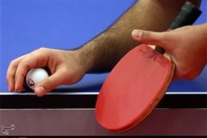 موفقیت ورزشکاران دانشگاه آزاد در انتخابی تیم ملی تنیس روی میز