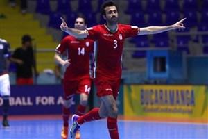 تبریک شیخ سلمان بابت صعود تیم ملی ایران به مرحله نیمه نهایی