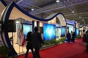 بازدید دبیر شورای عالی فضای مجازی از  نمایشگاه  تلکام