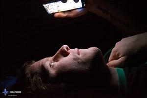 گوشی را به رختخواب نبرید!