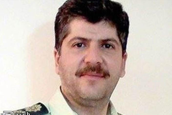 رئیس پلیس فتای تهران