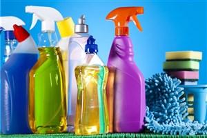 مسمومیت و آلرژی با مواد شوینده را جدی بگیرید