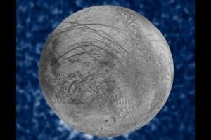 ناسا به شواهد بیشتری از وجود آب در قمر اروپا دست یافت