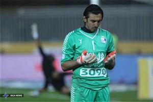 رحمتی: تیم ملی من استقلال است/ هواداران  ما را حمایت کنند