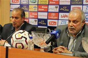 بهروان: شاید جام حذفی از سال آینده با ۳۲ تیم برگزار شود