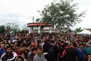 اتفاق جالب و استثنایی در مراسم سالگرد هادی نوروزی