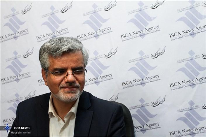بازدید محمود صادقی نماینده تهران از ایسکانیوز