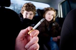 دود دست دوم سیگار عامل ابتلا به سرطان ریه و بیماری های قلبی