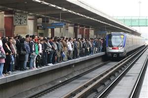 زن جوان در مترو میدان شهدا خودکشی کرد