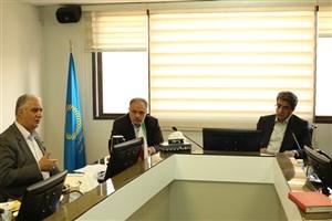 دومین نشست هماهنگی وزارت علوم و نفت در خصوص طرح ازدیاد برداشت ازمیادین نفتی