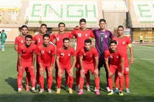رونمایی از ترکیب تیم ملی جوانان