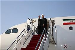 رییس جمهوری عازم جنوب شرقی آسیا شد/ ویتنام نخستین مقصد روحانی