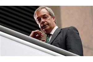 احتمال بازگشت نایجل فاراژ به رهبری حزب استقلال انگلیس