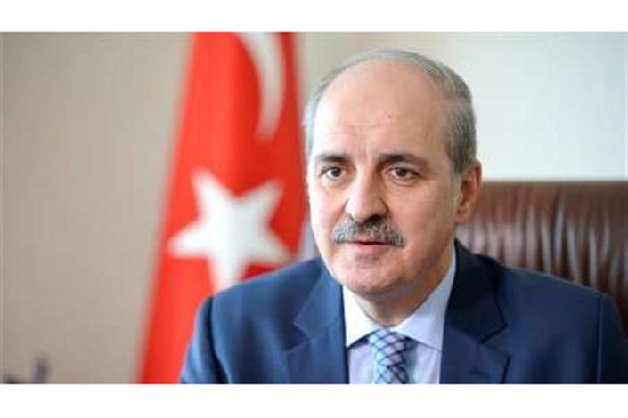 نعمان کورتولموش معاون نخست وزیر ترکیه