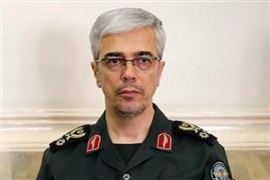 سرلشکر باقری به لاریجانی تبریک گفت