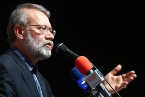 لاریجانی: کمیته نظارت بر برجام درباره چگونگی مقابله با وضع تحریمهای جدید علیه ایران تصمیمگیری کند