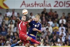 ژاپن 2- عراق یک/ پیروزی در دقیقه 90+5