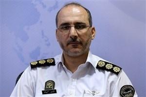 سردار حمیدی رئیس پلیس راهور پایتخت شد
