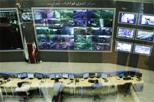 تردد وسایل نقلیه در تهران روان است